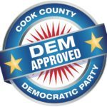 Dem Approved-White Background